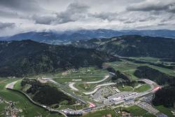 Imagen aerea del Red Bull Ring