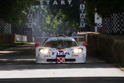 Steve Soper im McLaren F1 GTR