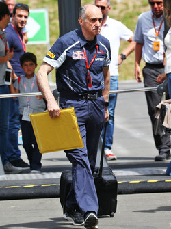 Franz Tost, Scuderia Toro Rosso Takım Patronu