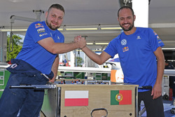 Marcin Wojcik, José Azevedo da Silva, Volkswagen Motorsport