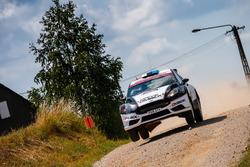Karl Kruuda, Martin Jarveoja, Drive DMACK Trophy Team, Ford Fiesta R5