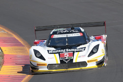 #5 Action Express Racing Corvette DP: Жоао Барбоза, Філіпе Альбукерке, Крістіан Фіттіпальді
