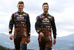 Даниэль Риккардо, Red Bull Racing и Макс Ферстаппен, Red Bull Racing