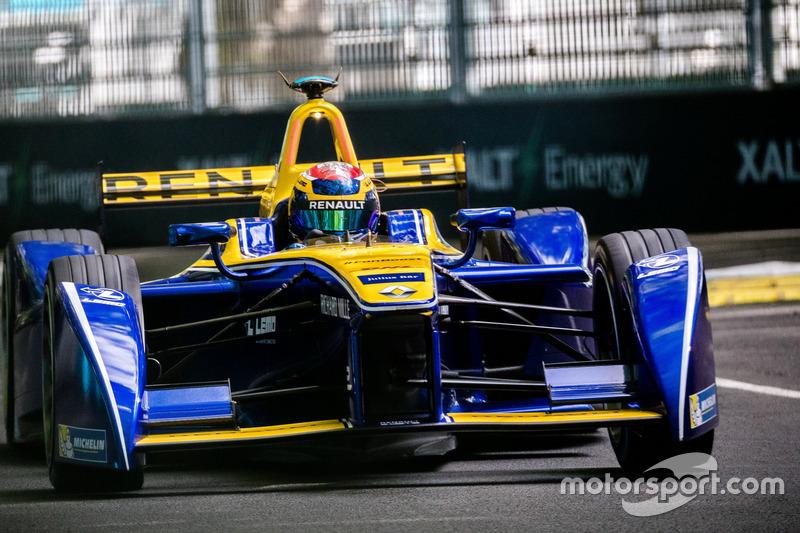 Formel E: Renault e.Dams, Spark-Renault Z.E 15