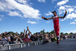 Podio:  Bruno Senna, Mahindra Racing
