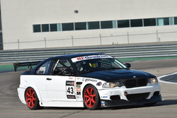 Jacques Gravel, BMW 330ci