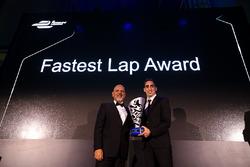 Premio Giro più Veloce, Sébastien Buemi, Formula E Awards Gala
