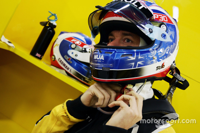 Jolyon Palmer Renault Sport F1 Team