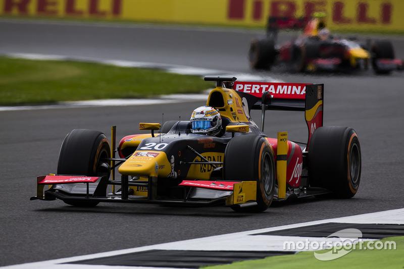 Antonio Giovinazzi, Prema Racing y Pierre Gasly, Prema Racing
