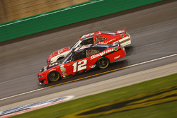 Ryan Blaney, Team Penske, Ford; Ryan Reed, Roush Fenway Racing, Ford