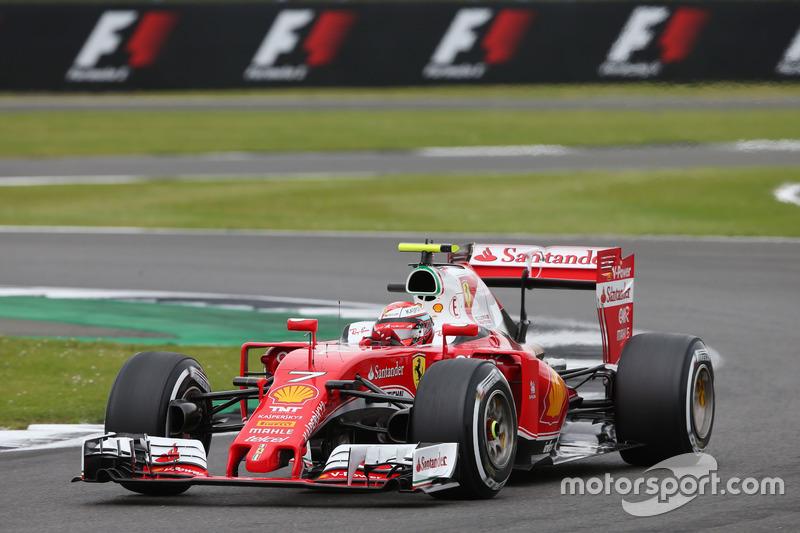 5. Kimi Raikkonen, Ferrari SF16-H