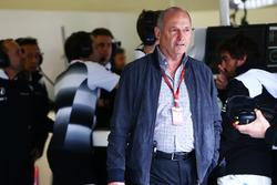 Глава McLaren Рон Деннис