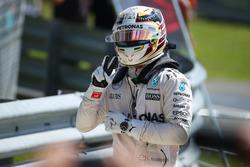 Winnaar Lewis Hamilton, Mercedes AMG F1 W07