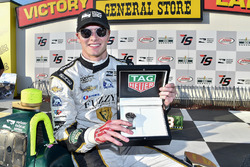 Race winner Josef Newgarden, Ed Carpenter Racing Chevrolet