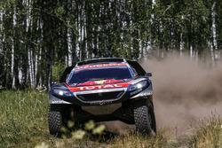 #104 Peugeot : Cyril Despres, David Castera