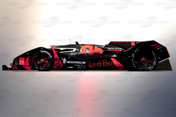 Fantasy LMP design of the future
