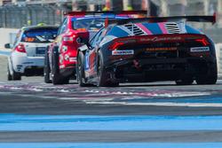 #12 Leipert Motorsport, Lamborghini Huracan Super Trofeo: Fredy Barth, Oliver Ditzler, Jurgen Krebs, Jean-Paul von Burg