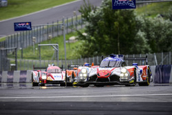 #13 Inter Europol Competition Ligier JSP3 - Nissan: Якуб Шмічовскі, Йенс Петерсен