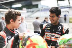 Jehan Daruvala, Josef Kaufmann Racing e Lando Norris, Josef Kaufmann Racing