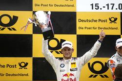 Podio: segundo lugar Marco Wittmann (GER) BMW Team RMG, BMW M4 DTM