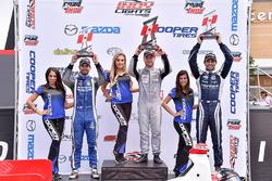 Podium: 1. Felix Rosenqvist, Belardi Auto Racing; 2. Felix Serralles, Carlin; 3. Kyle Kaiser, Juncos Racing