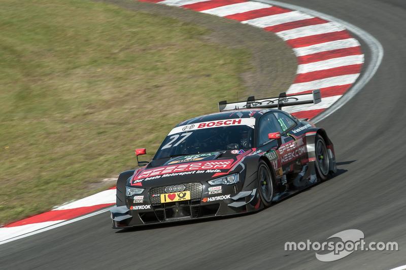 22. Rene Rast, Audi Sport Team Rosberg, Audi RS 5 DTM