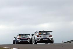 Bas Schouten, Michael Verhagen, Bas Koeten Racing SEAT Leon TCR
