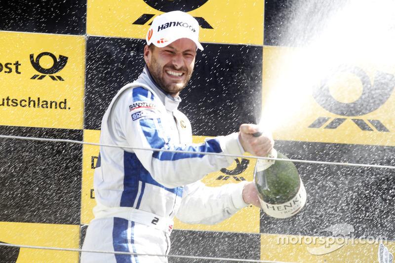 Gewinner: Gary Paffett (Mercedes)