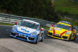 Marc Keilwerth, Henning Cramer, Porsche Cayman GT4 Clubsport