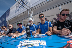 Sessione autografi, Alessio Lorandi, Carlin Dallara F312 - Volkswagen