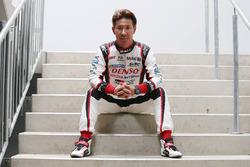#6 Toyota Racing, Toyota TS050 Hybrid: Kamui Kobayashi
