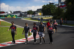 Mitch Evans, Pertamina Campos Racing und Sean Gelael, Pertamina Campos Racing