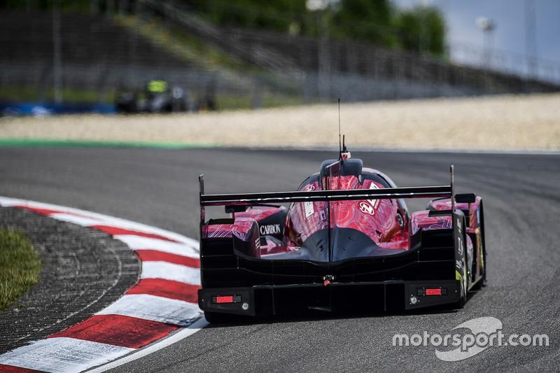 9. LMP1: #12 Rebellion Racing, Rebellion R-One AER