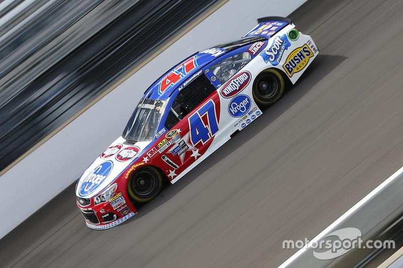 38. A.J. Allmendinger, JTG Daugherty Racing, Chevrolet (Motorschaden)