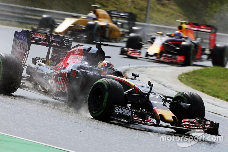 12: Daniil Kvyat, Scuderia Toro Rosso STR11
