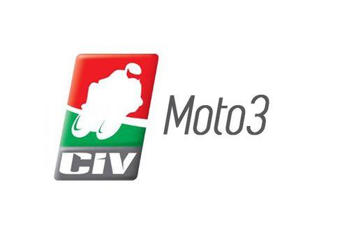 CIV Moto3