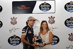 Carlos Sainz Instituto Ayrton Senna