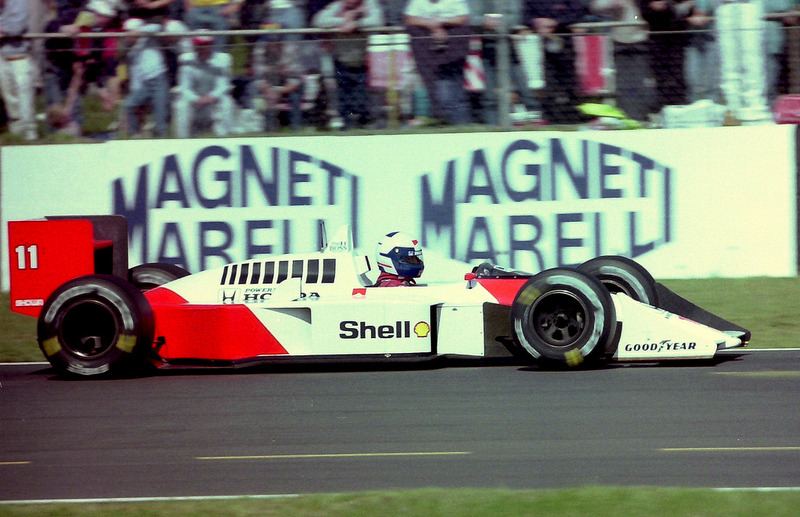 1988 год. Ален Прост, McLaren