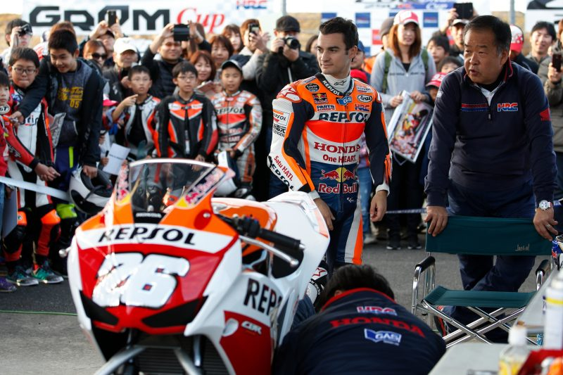 Honda Thanks Day 2016