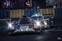LMP2 James Winslow 18000rpm at 24 Hours of Le Mans