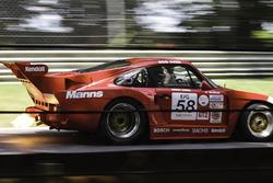 #58 Pierre-Alain Thibaut, Urs Beck - Porsche 935 K3 1980