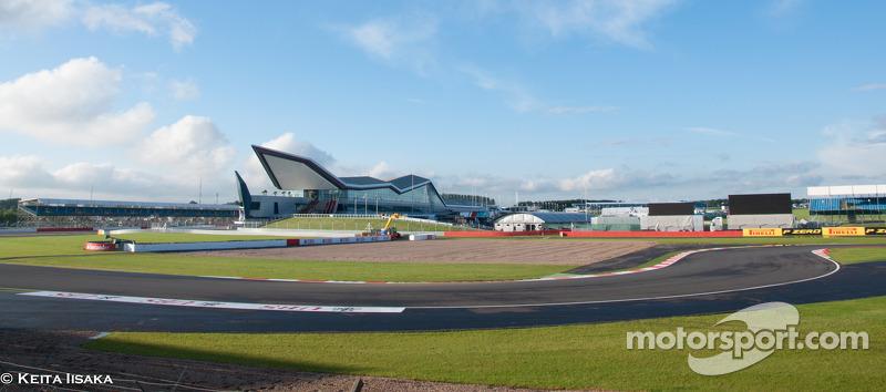 Silverstone 2012