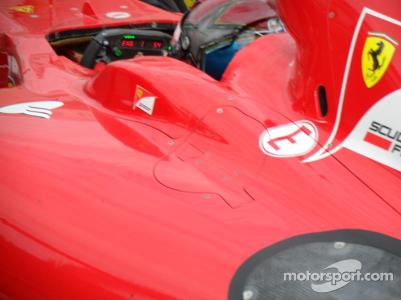 Vallelunga Ferrari Driver Accademy Test 2012