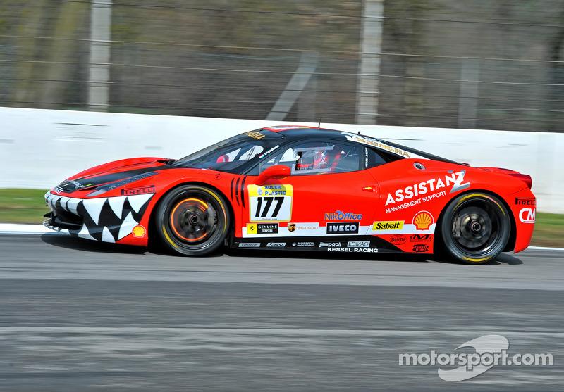 Monza 2013 - Fons Scheltema - Kessel Racing