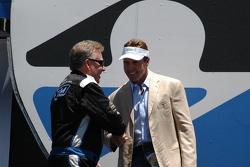 Tommy & Bill Romanowski