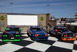 Podium Sweep for the BTM Motorwerks Team