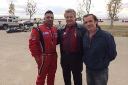 Mike Sekhon, John Butuza & George Tornhill