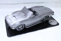 Rick Hendricks Corvette
