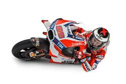 Jorge Lorenzo to Ducati
