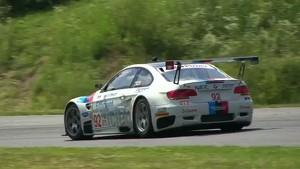 Rahal Letterman 2009 BMW M3 ALMS
